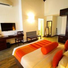 Отель The Calm Resort & Spa удобства в номере