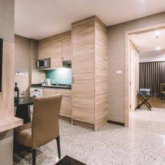 Отель Adelphi Suites Bangkok удобства в номере фото 2