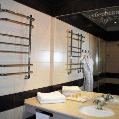 Гостиница Губернский ванная