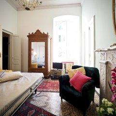 Отель Comoda Casa Paleocapa con Giardino Италия, Генуя - отзывы, цены и фото номеров - забронировать отель Comoda Casa Paleocapa con Giardino онлайн комната для гостей фото 2