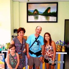 Отель B. B. Mansion Таиланд, Краби - отзывы, цены и фото номеров - забронировать отель B. B. Mansion онлайн детские мероприятия фото 2