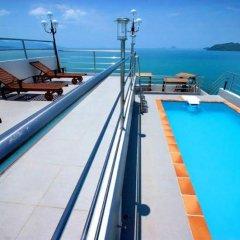 Отель iHome Nha Trang Вьетнам, Нячанг - 1 отзыв об отеле, цены и фото номеров - забронировать отель iHome Nha Trang онлайн бассейн фото 2
