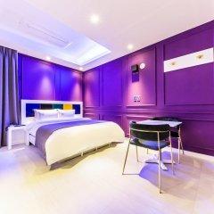 Hotel The Blue Cheonho гостиничный бар