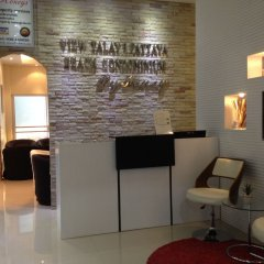 Отель View Talay 6 Condominium by Honey Таиланд, Паттайя - 1 отзыв об отеле, цены и фото номеров - забронировать отель View Talay 6 Condominium by Honey онлайн гостиничный бар