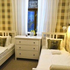 Хостел Казанское Подворье комната для гостей фото 5