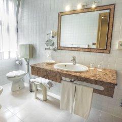 Отель Aurora Terme Италия, Абано-Терме - отзывы, цены и фото номеров - забронировать отель Aurora Terme онлайн ванная