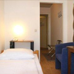 Отель Terminus Vienna Австрия, Вена - 7 отзывов об отеле, цены и фото номеров - забронировать отель Terminus Vienna онлайн комната для гостей фото 2