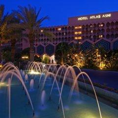 Hotel Atlas Asni бассейн фото 3