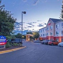 Отель Fairfield Inn & Suites by Marriott Frederick городской автобус