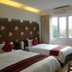 Отель Hanoi Impressive Hotel Вьетнам, Ханой - отзывы, цены и фото номеров - забронировать отель Hanoi Impressive Hotel онлайн комната для гостей фото 4