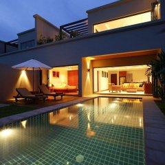 Отель The Residence Resort & Spa Retreat 4* Стандартный номер с различными типами кроватей фото 7