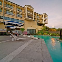 Отель Airlie Beach Эйрли-Бич бассейн фото 3