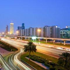 Апартаменты The Apartments Dubai World Trade Centre пляж фото 2