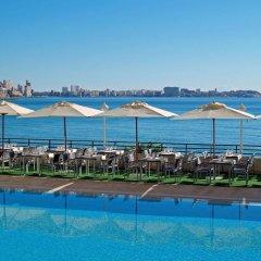 Отель Melia Alicante фитнесс-зал фото 2