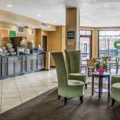 Отель Holiday Inn Express Columbus Downtown США, Колумбус - отзывы, цены и фото номеров - забронировать отель Holiday Inn Express Columbus Downtown онлайн питание фото 2