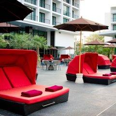 Отель Way Hotel Таиланд, Паттайя - 2 отзыва об отеле, цены и фото номеров - забронировать отель Way Hotel онлайн бассейн