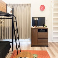 Отель Trip Pod Omiya <Yakuin> Фукуока комната для гостей фото 5
