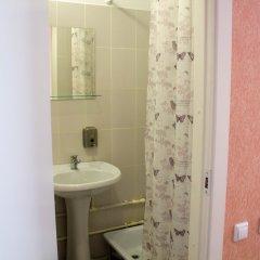 Hotel Kurgan Петрозаводск ванная