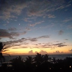 Отель Ocean View Cottage пляж фото 2