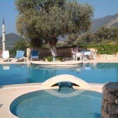 Oreo Hotel Турция, Каш - отзывы, цены и фото номеров - забронировать отель Oreo Hotel онлайн бассейн