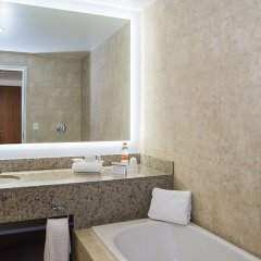 Отель Holiday Inn Express Puebla Пуэбла ванная фото 2