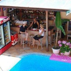 Отель Italia Nessebar Болгария, Несебр - 1 отзыв об отеле, цены и фото номеров - забронировать отель Italia Nessebar онлайн бассейн фото 3