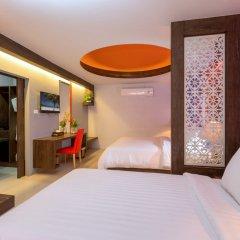 Отель Naina Resort & Spa Таиланд, Пхукет - 3 отзыва об отеле, цены и фото номеров - забронировать отель Naina Resort & Spa онлайн комната для гостей фото 2