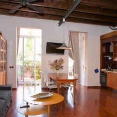 Отель Incredible Loft With Private Terrace Барселона комната для гостей фото 3
