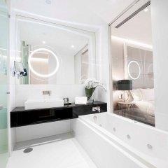 Отель BessaHotel Liberdade Португалия, Лиссабон - 1 отзыв об отеле, цены и фото номеров - забронировать отель BessaHotel Liberdade онлайн ванная