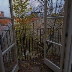 Отель St.Olav Таллин балкон