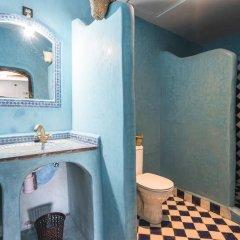 Отель Paradis Touareg Марокко, Загора - отзывы, цены и фото номеров - забронировать отель Paradis Touareg онлайн ванная фото 2