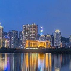 Отель Marco Polo Xiamen Китай, Сямынь - отзывы, цены и фото номеров - забронировать отель Marco Polo Xiamen онлайн приотельная территория