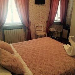 Отель Villa Poggio Ulivo B&B Relais Риволи-Веронезе комната для гостей