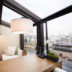 Отель JW Marriott Dongdaemun Square Seoul Южная Корея, Сеул - отзывы, цены и фото номеров - забронировать отель JW Marriott Dongdaemun Square Seoul онлайн балкон