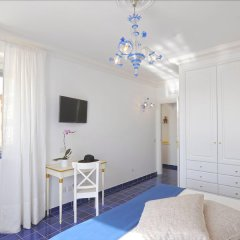 Отель Villa Duchessa d'Amalfi Конка деи Марини комната для гостей фото 3