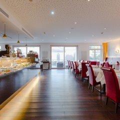 Отель Aqua Aurelia Suitenhotel Германия, Баден-Баден - 1 отзыв об отеле, цены и фото номеров - забронировать отель Aqua Aurelia Suitenhotel онлайн питание фото 3