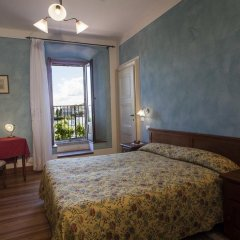 Отель Villa Toscanini Стреза комната для гостей фото 5