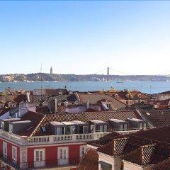 Отель Luxury T.M. Penthouse with a View Лиссабон приотельная территория
