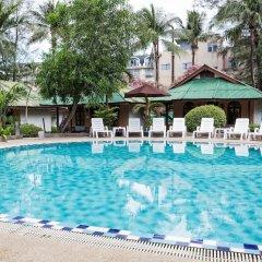 Отель ZEN Premium Chaloemprakiat Patong бассейн фото 3