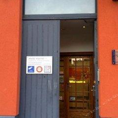 Brussel Hello Hostel сауна