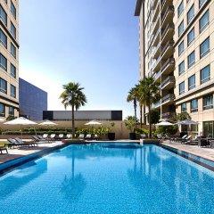 Отель Swissotel Living Al Ghurair Dubai бассейн фото 2