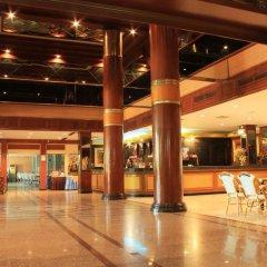 Pattaya Garden Hotel интерьер отеля