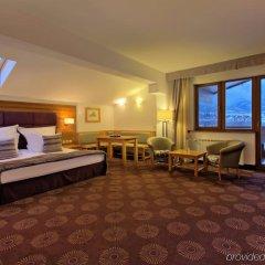 Отель Kempinski Hotel Grand Arena Болгария, Банско - 2 отзыва об отеле, цены и фото номеров - забронировать отель Kempinski Hotel Grand Arena онлайн комната для гостей фото 4
