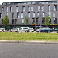 Отель LetoMotel парковка