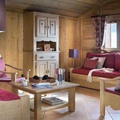 Отель CGH Résidences & Spas Village de Lessy Франция, Ле-Гранд-Бонан - отзывы, цены и фото номеров - забронировать отель CGH Résidences & Spas Village de Lessy онлайн комната для гостей фото 2