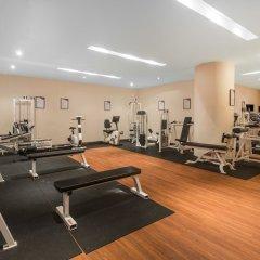 Отель Crowne Plaza Chengdu City Center фитнесс-зал фото 4