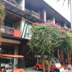 Отель Ao Nang Phu Pi Maan Resort & Spa парковка