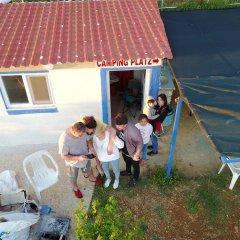 Отель Mavi Cennet Camping Pansiyon Сиде помещение для мероприятий фото 2