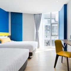 Отель TRANZ Бангкок комната для гостей фото 4
