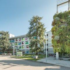 Отель Camplus Living Bononia парковка